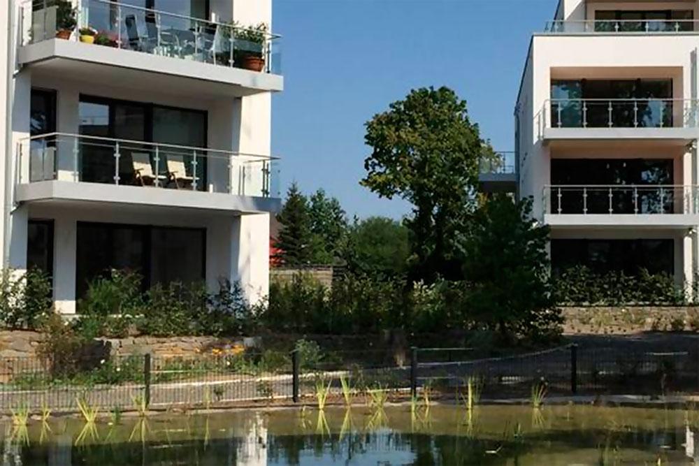 Projekt Objekt Trillhase Park